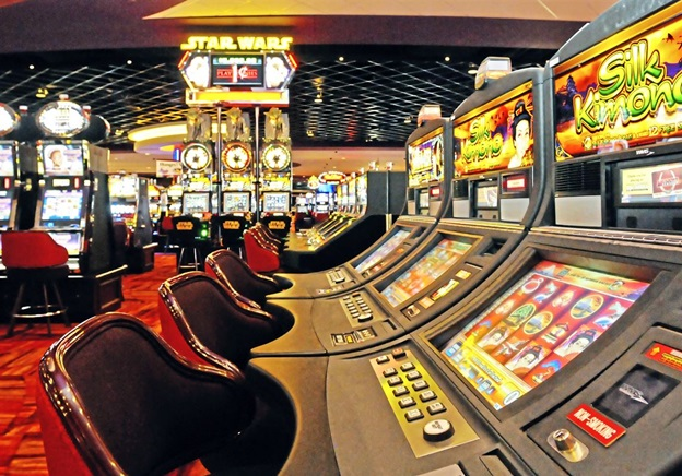 Seven Issues You Should Find Out About Slot
