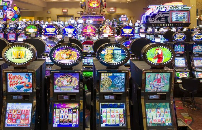 Thoughts Blowing Technique On Online Gambling